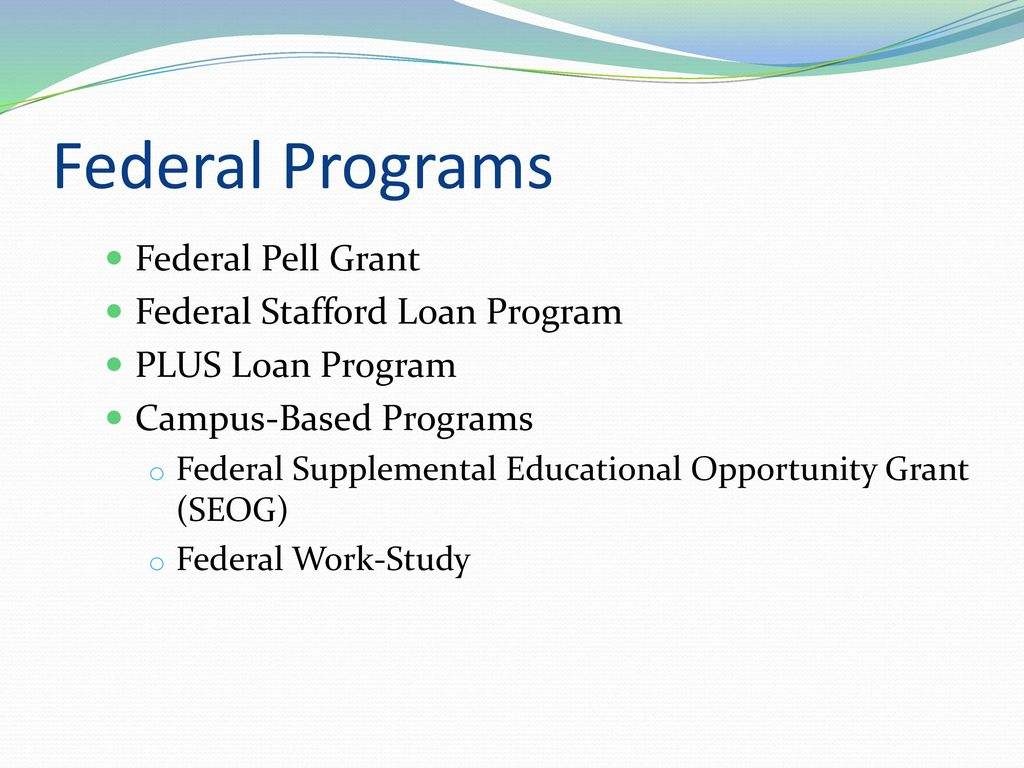 an analysis of the grant formula on the national level in aid program Federal spending in your state, 2012-2014 facebook twitter  the national school lunch program, run by the us department of agriculture, subsidizes school lunches and snacks and mandates nutrition standards and poverty guidelines for free and reduced-cost lunches  is a department of health and human services formula grant which sends.