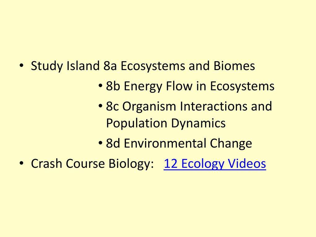 Study Island Answer Key Biology - YouTube