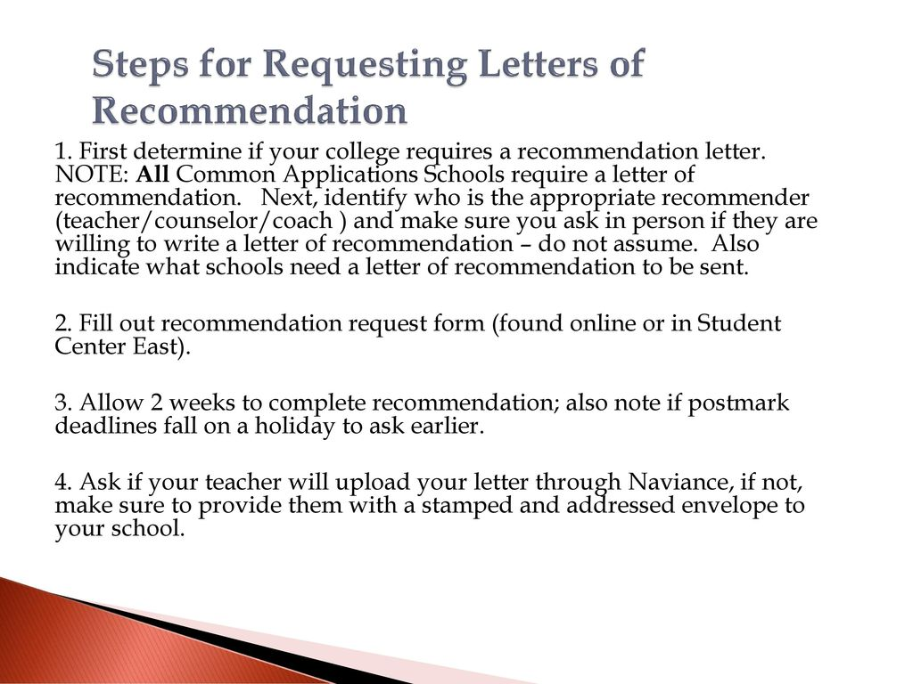 Letter Of Recommendation For School: Your Guide To Senior Planning……….
