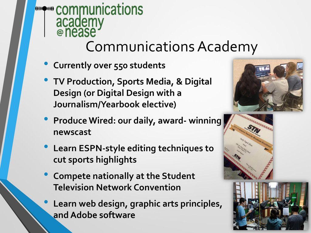 Communications Academy
