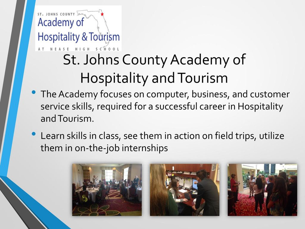 St. Johns County Academy of Hospitality and Tourism