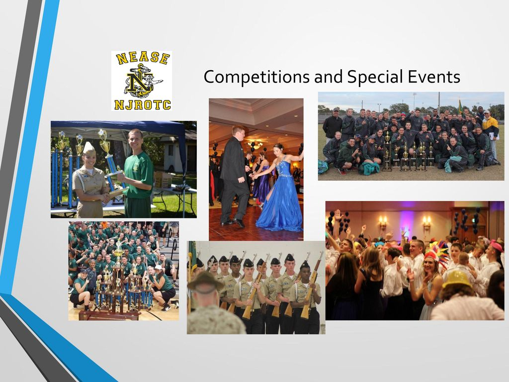 Competitions and Special Events