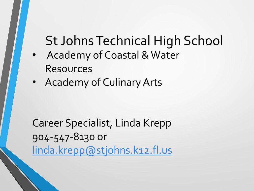 St Johns Technical High School