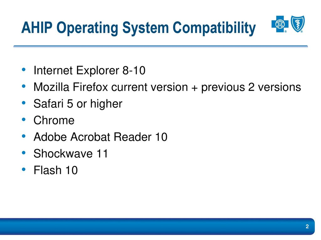 Ahip operating system compatibility ppt download ahip operating system compatibility 1betcityfo Images