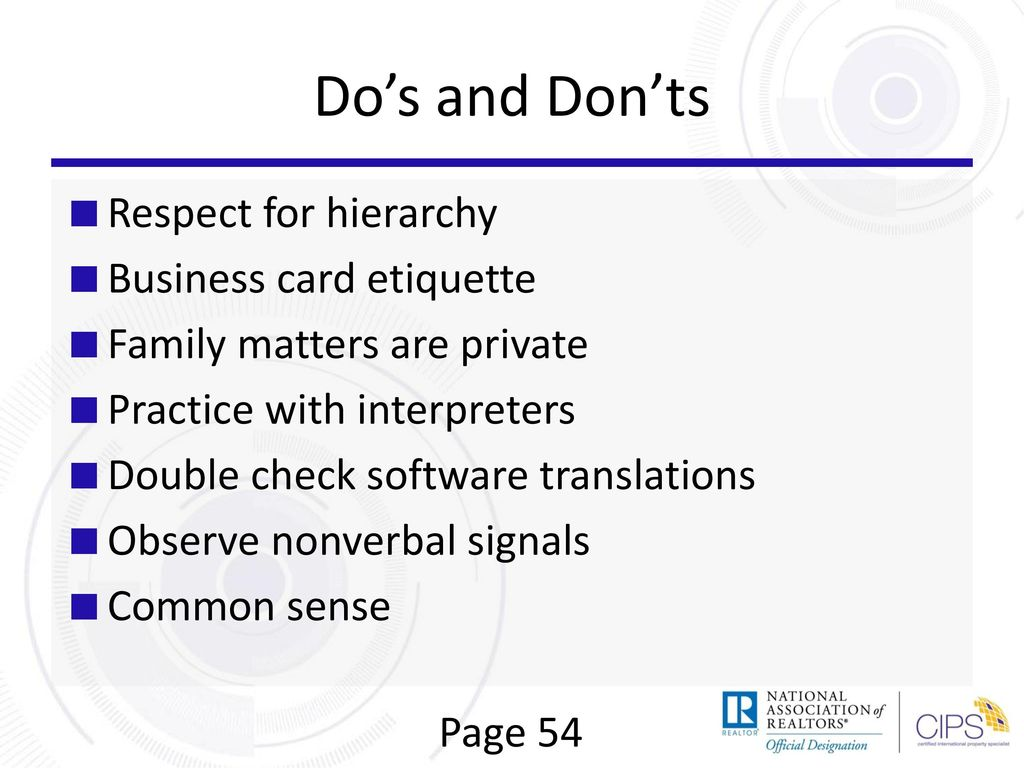 Business Card Etiquette Credentials Gallery - Card Design And Card ...