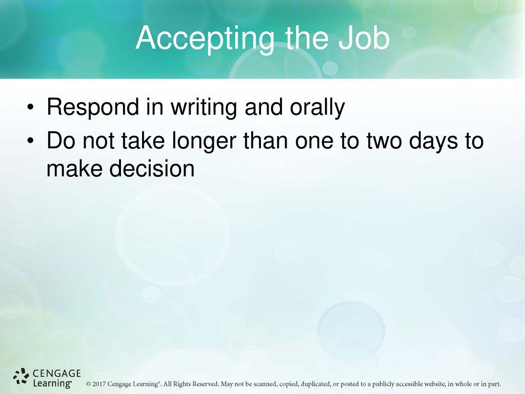 how to respond to writing job without a portfolio