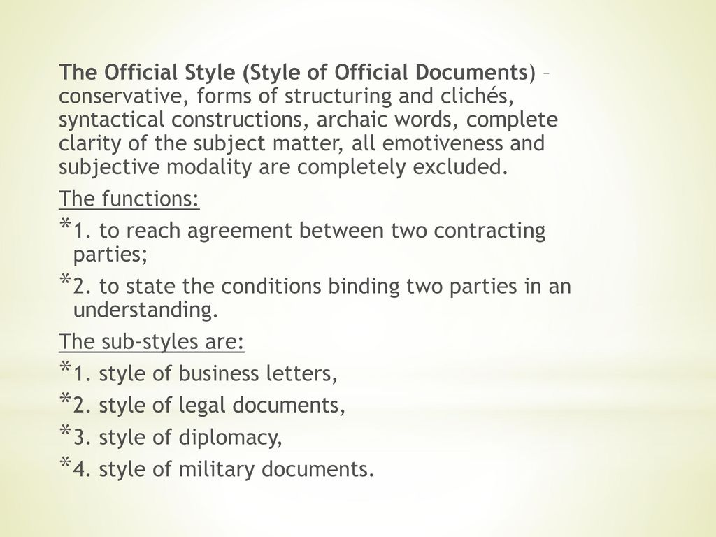 what are types of stylistics essay Stylistics is a branch of applied linguistics concerned with the study of style in texts, especially but not exclusively in literary works also called literary linguistics, stylistics.