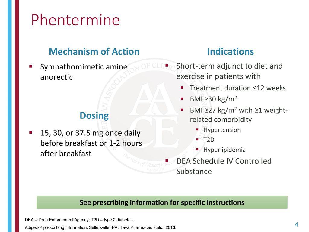 Phentermine high pulse
