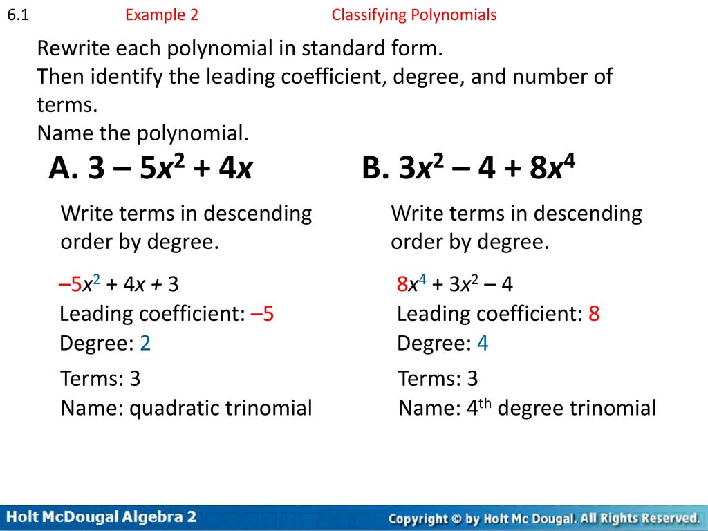 "polynomials and polynomials functions formal Why are polynomials defined to be ""formal"" up vote 21 down vote favorite 8 despite the fact that $\forall n, n^3 + 2n \equiv 0 \pmod 3$, i understand that $n^3."