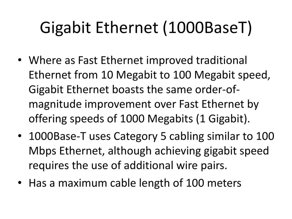 Outstanding Gigabit Pinout Component - Best Images for wiring ...