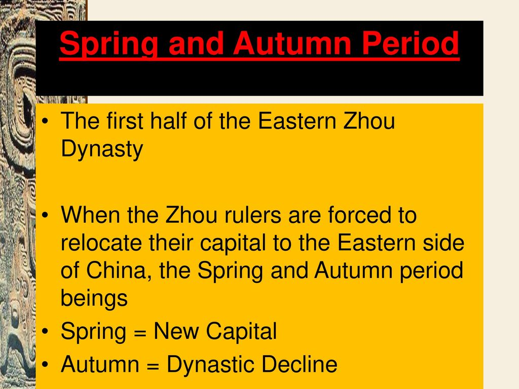 Ancient china ppt download 32 spring and autumn period buycottarizona Choice Image