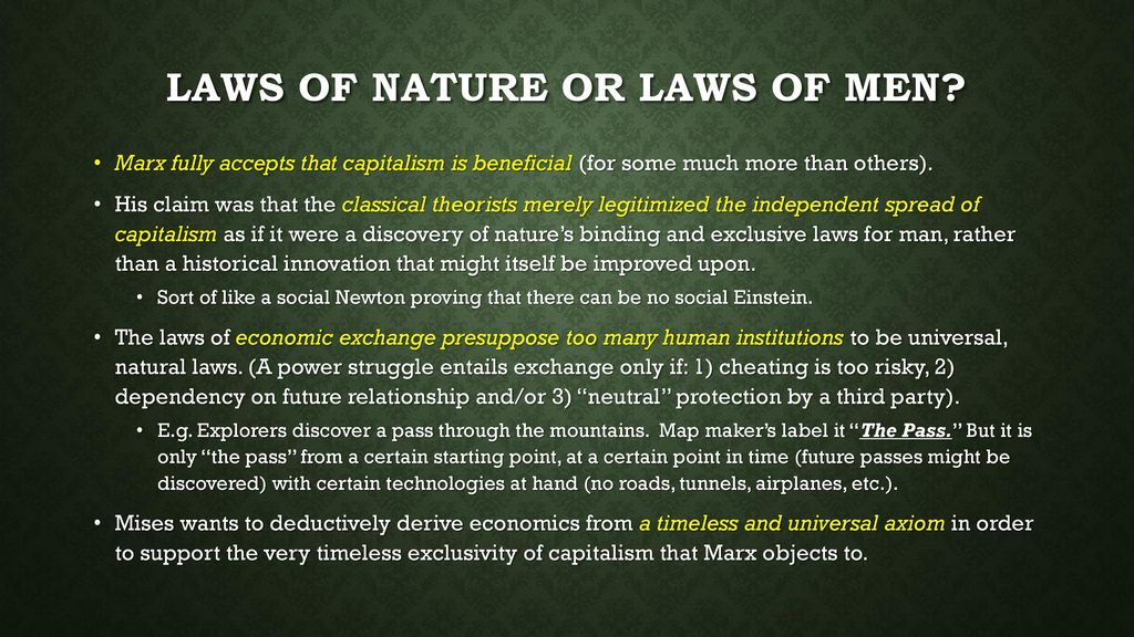 universal laws of nature pdf