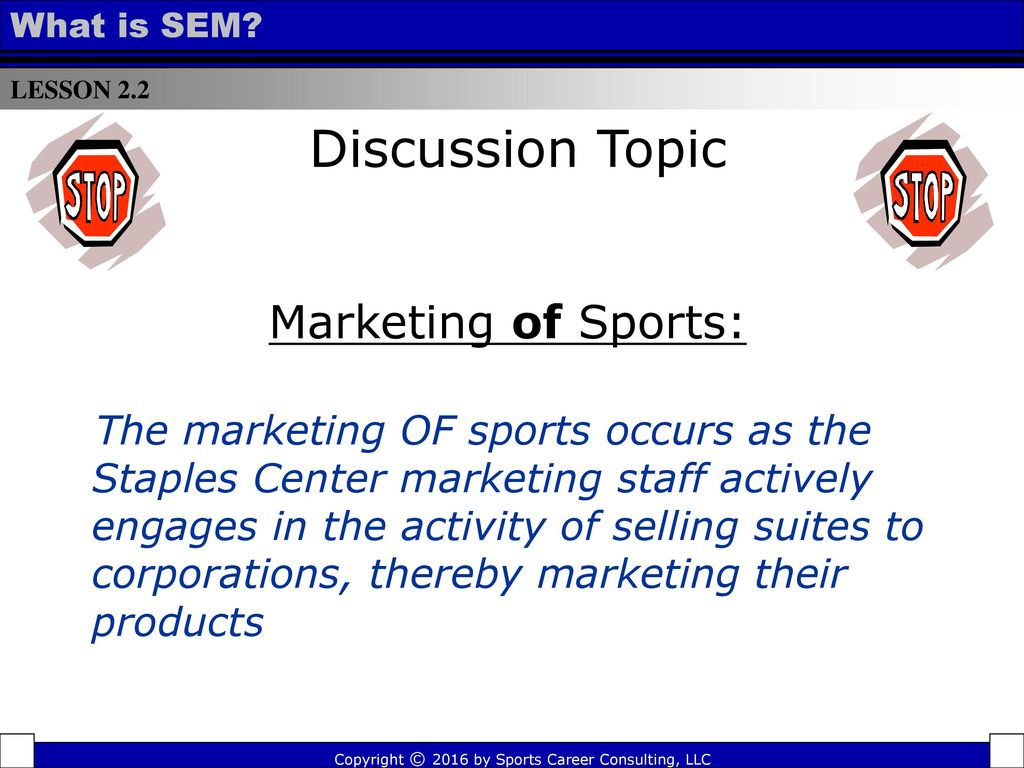 marketing discussion We will begin with the basics of marketing in this unit, we will define a number of important terms and distinguish between marketing, advertising, and sales.