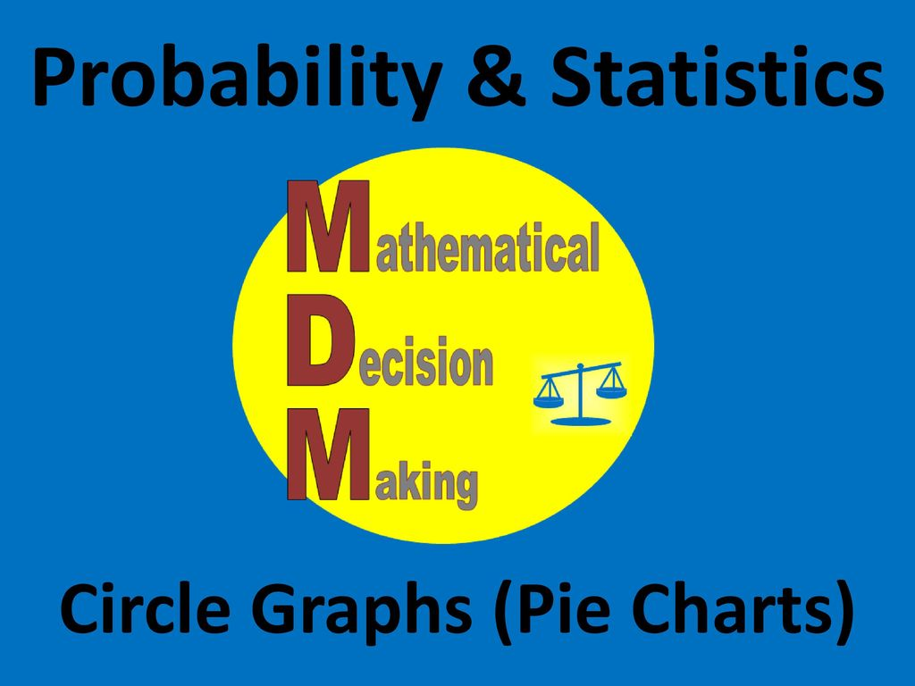 Probability statistics circle graphs pie charts ppt download 1 probability statistics circle graphs pie charts nvjuhfo Images