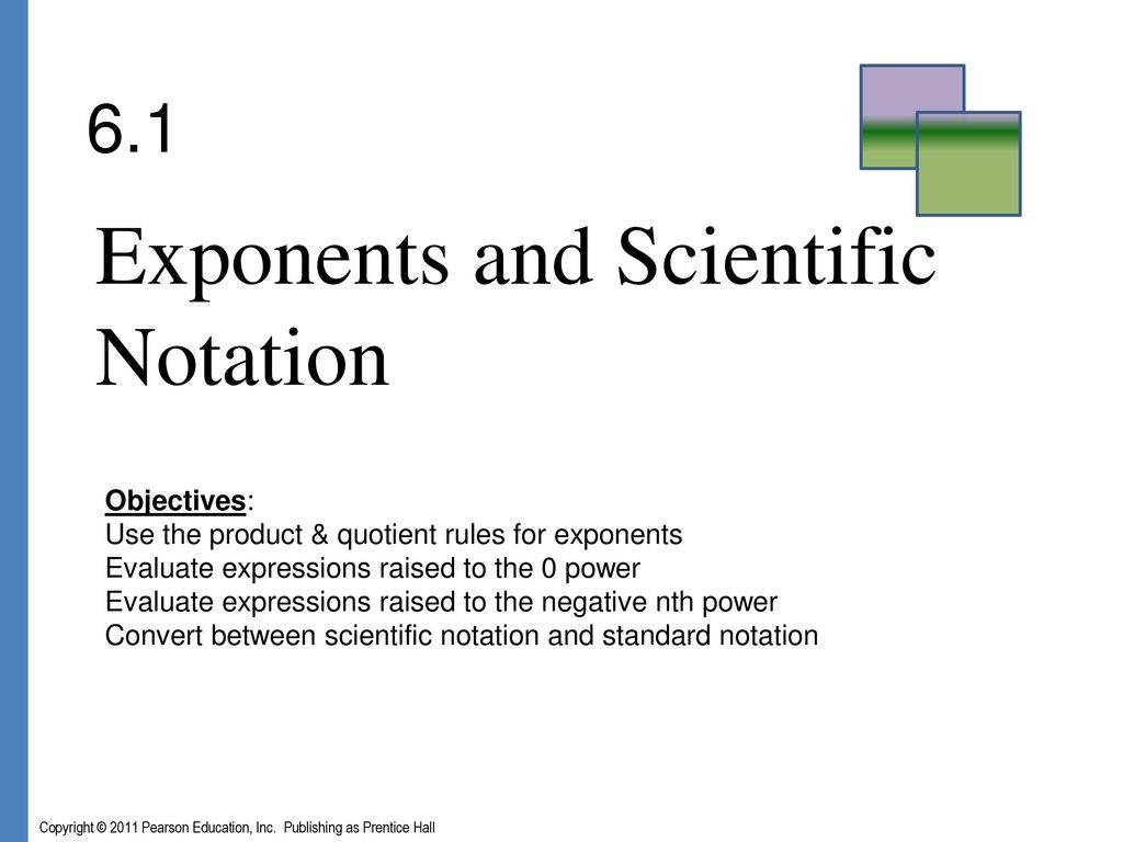 Exponents polynomials and polynomial functions ppt download 2 exponents and scientific notation falaconquin