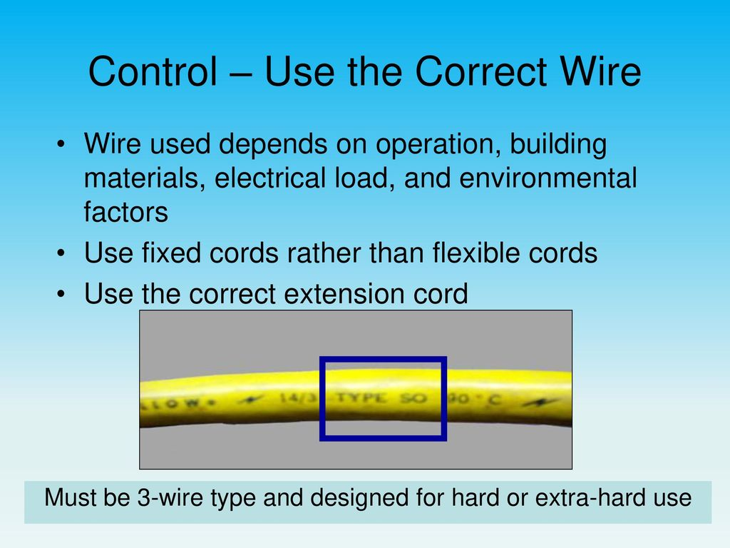 Enchanting Electrical Wire Insulation Types Inspiration - Electrical ...