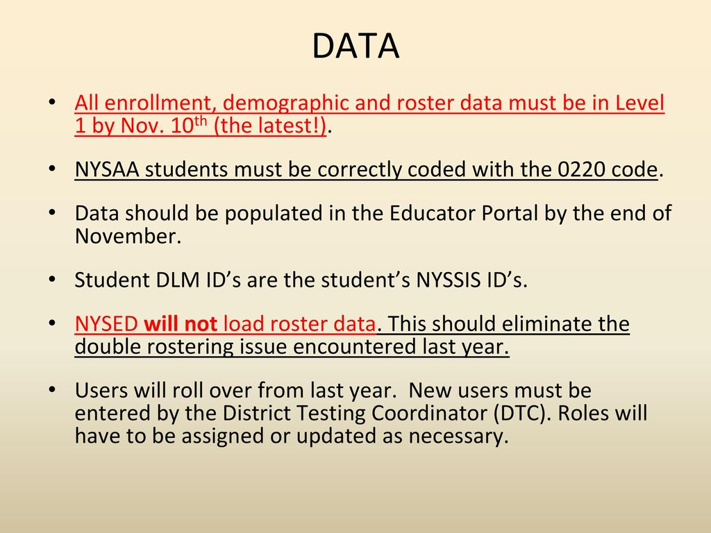 Worksheets Nysaa Worksheets cbt update nysaa nys 3 8 assessments ppt download 4 data