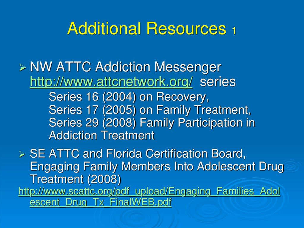 Building the adolescent substance use disorder treatment continuum 35 additional 1betcityfo Images