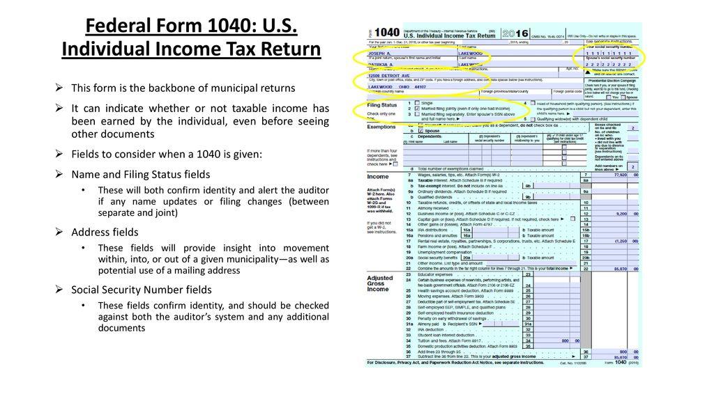 Federal Form 1040 Mersnoforum