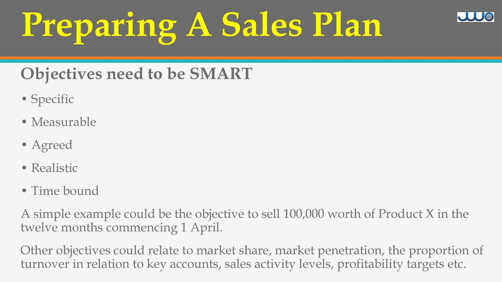 Beautiful Simple Sales Plan Pictures - Best Resume Examples and ...