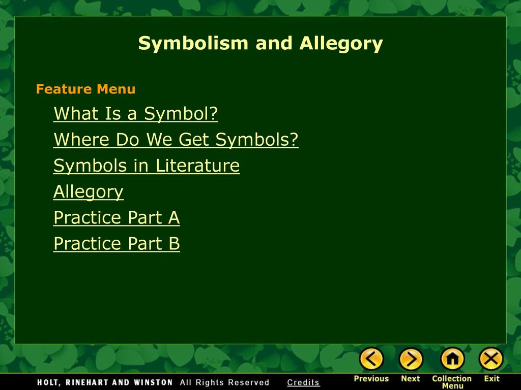 Symbolism and allegory ppt download symbolism and allegory buycottarizona