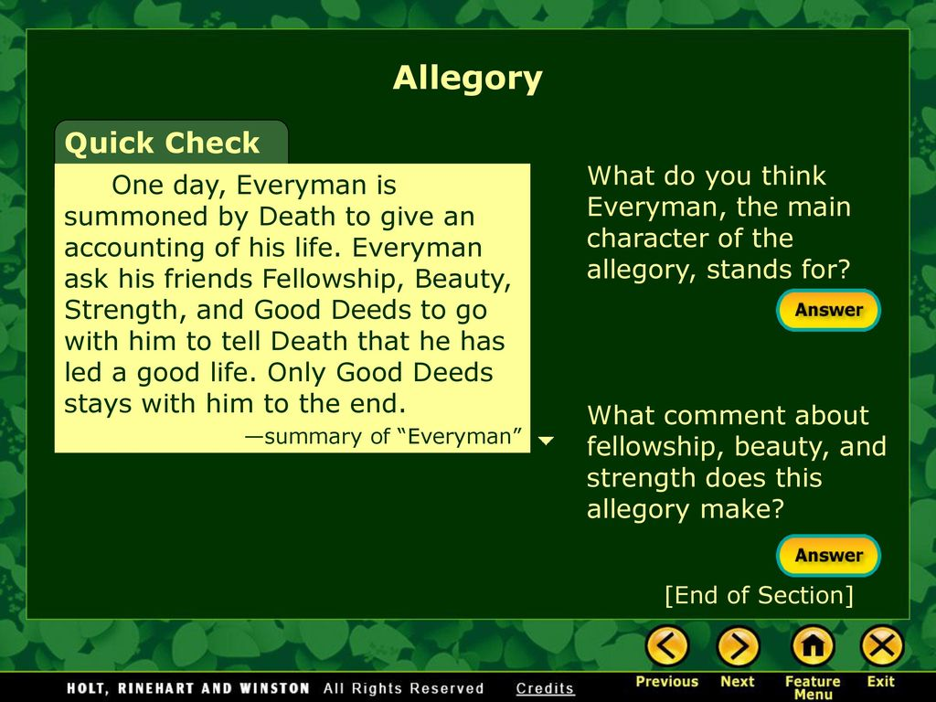 Symbolism and allegory ppt download 11 allegory allegories buycottarizona