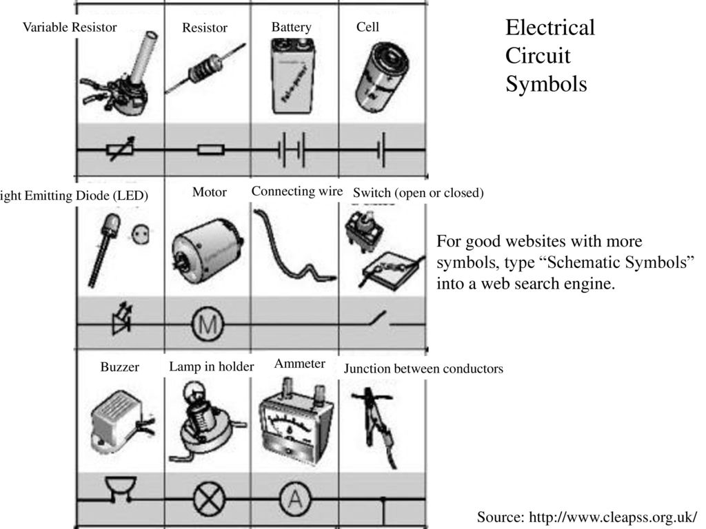 Light Emitting Diode Symbol Circuit Symbols Simple Wire Latest Component With