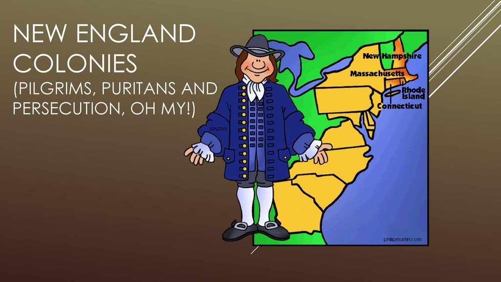 pilgrims and puritans in new england