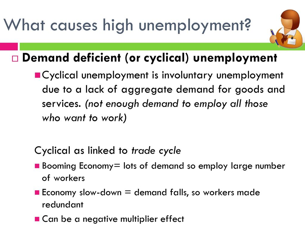 Essay cause and effect of unemployment