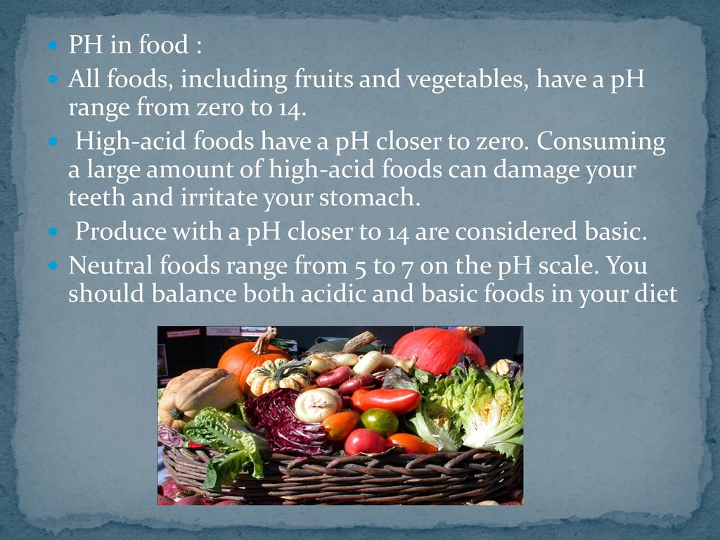 Foods That Increase Stomach Acid Naturally