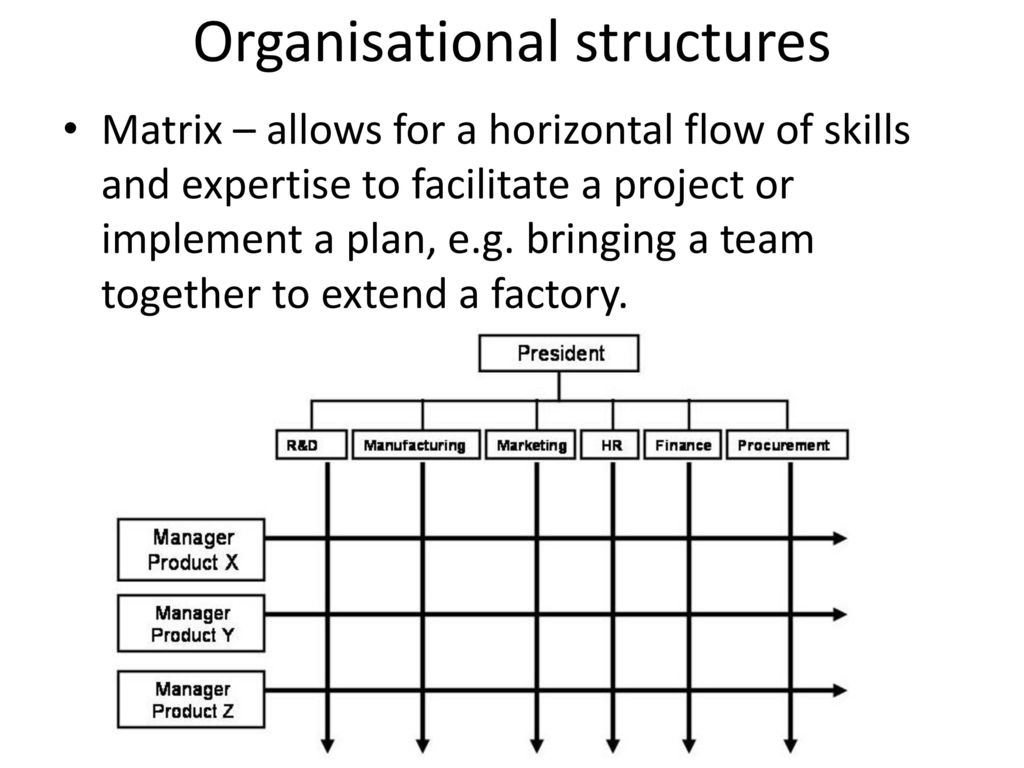 organisational structures Types of organisational structure tweet share on facebook share on google+ print this page is free to all the different ways of structuring a non profit.
