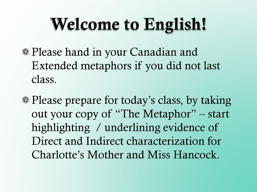 extended metaphor essay A discussion of successful extended metaphors and how to create your own how to use extended metaphors for maximum effect craft essays resources for.