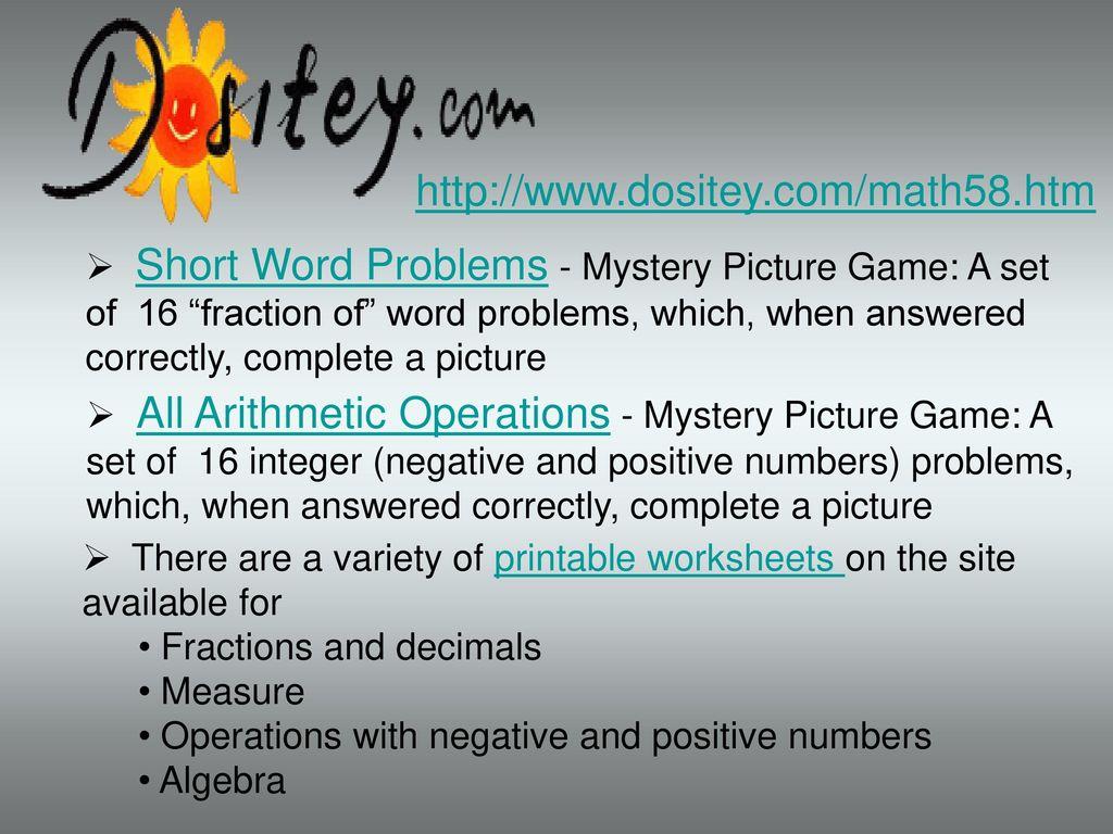 Fancy Math Site Photo - General Worksheet - cheapsilverjewelry.us