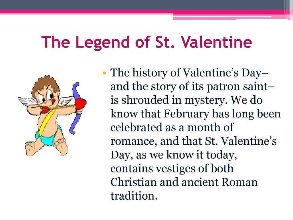 SAINT VALENTINE'S DAY. - ppt download
