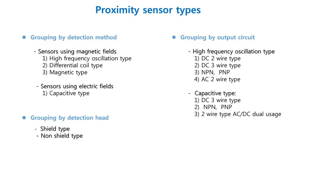 Awesome 2wire Proximity Sensor Wiring Diagram Adornment - Schematic ...