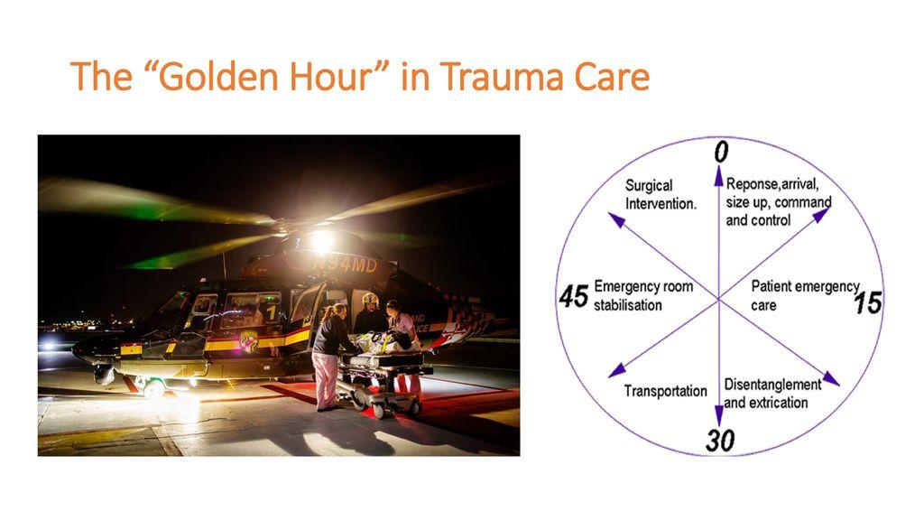 trauma golden hour