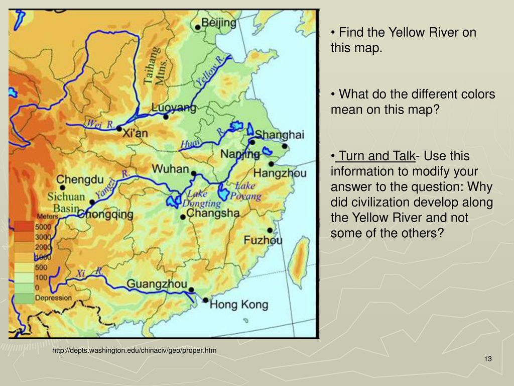 the huang he river valley civilization The great amount of archeological information available about ancient chinese civilization tells us that their ways of life were greatly influenced by the yellow and yangtze river.