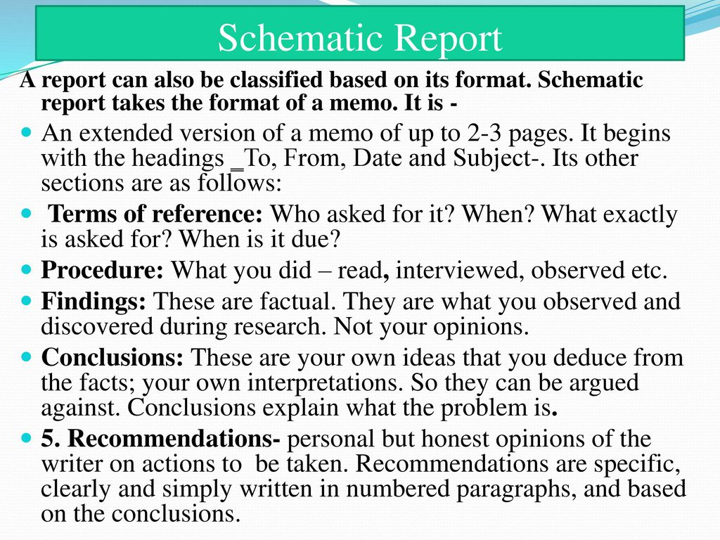 PROPOSAL & REPORT WRITING - ppt download