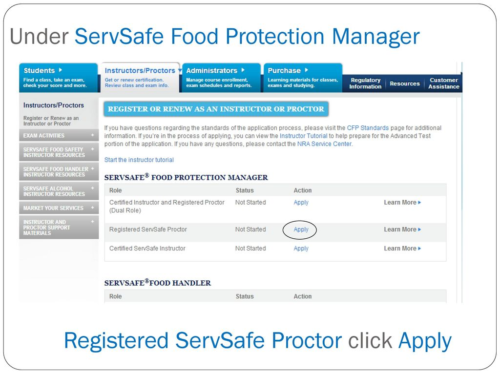 Food Protection Course Exam Questions Aprildearest
