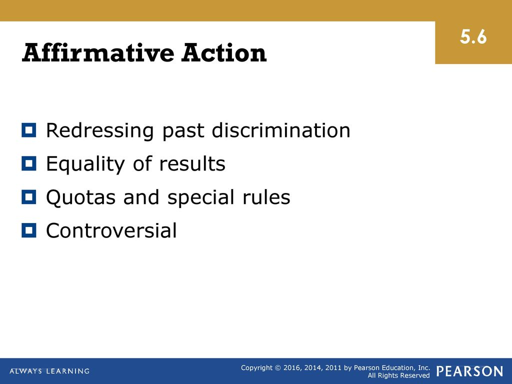 affirmative action in the past present In the michigan cases, the supreme court ruled that although affirmative action was no longer justified as a way of redressing past oppression and injustice, it promoted a compelling state interest in diversity at all levels of society.