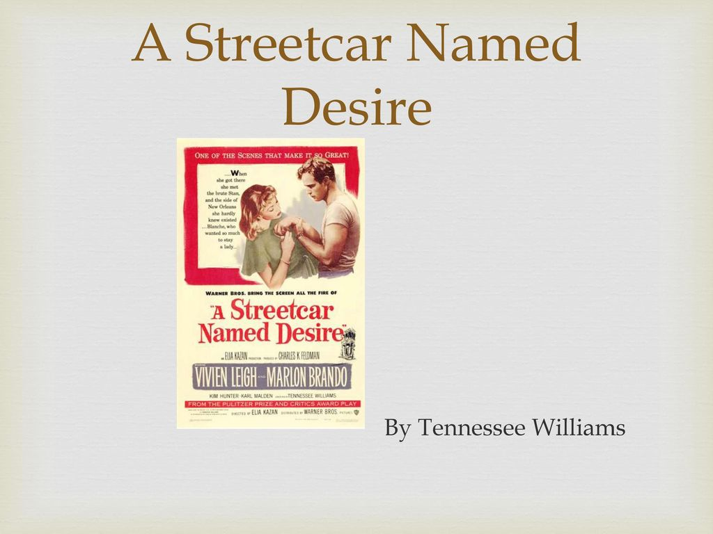 """the theme of illusion in tennese williams a streetcar named desire Tennessee williams' work a streetcar named desire presents a complicated but rich text that does not fit in the sake of showing a deeper connection to the theme of naturalism with williams himself attempting to break if they are attacking blanche herself and destroying her world of illusion/art"""" (30) adler supports the."""