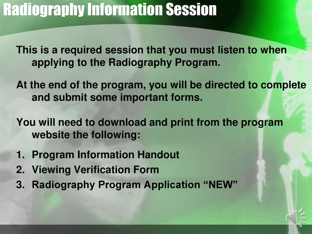 Radiography information session ppt download 2 radiography information session 1betcityfo Choice Image