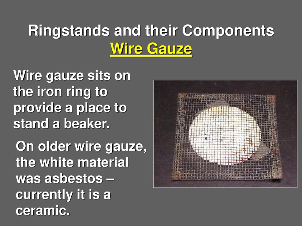 Wonderful Wire Gauze Chemistry Contemporary - Electrical System ...