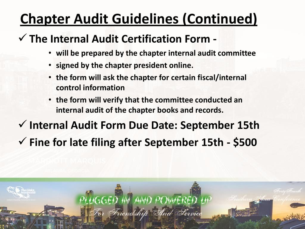 Links finances its all about the money ppt download chapter audit guidelines continued 1betcityfo Gallery