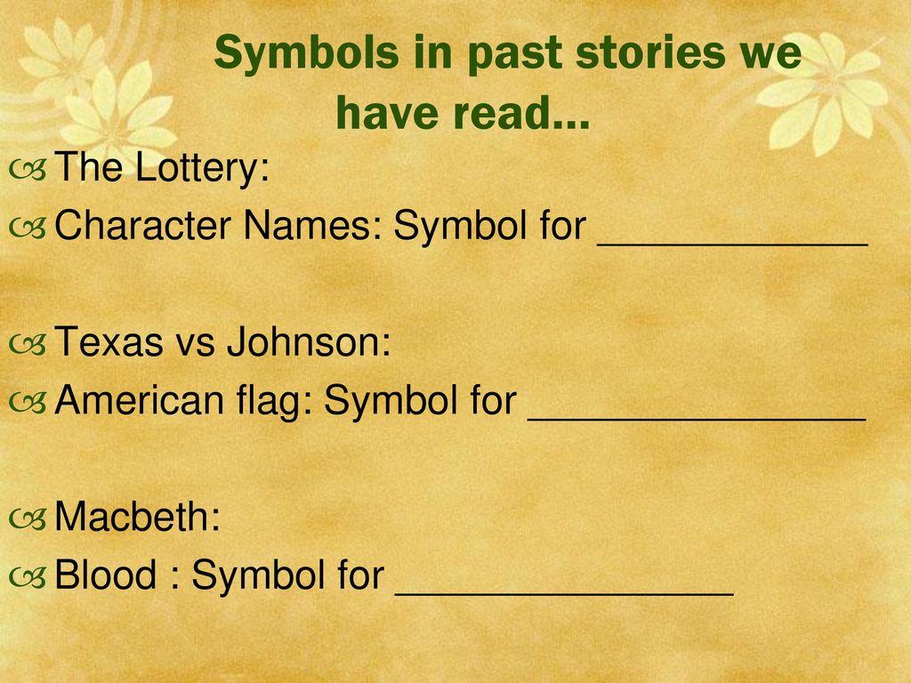 Writing the literary analysis ppt download 28 symbols buycottarizona