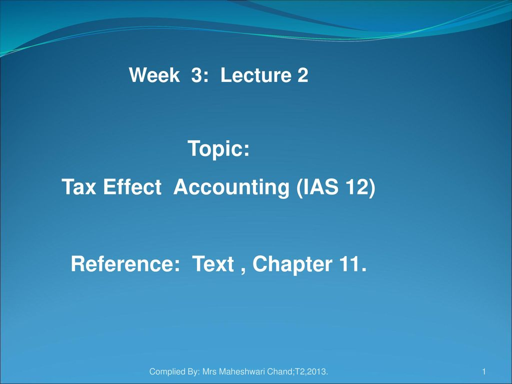 ch 9 11 tax accounting Chapter 13 payroll liabilities and tax records what you'll learn record payroll transactions in the general journal describe the employer's payroll taxes compute and complete.