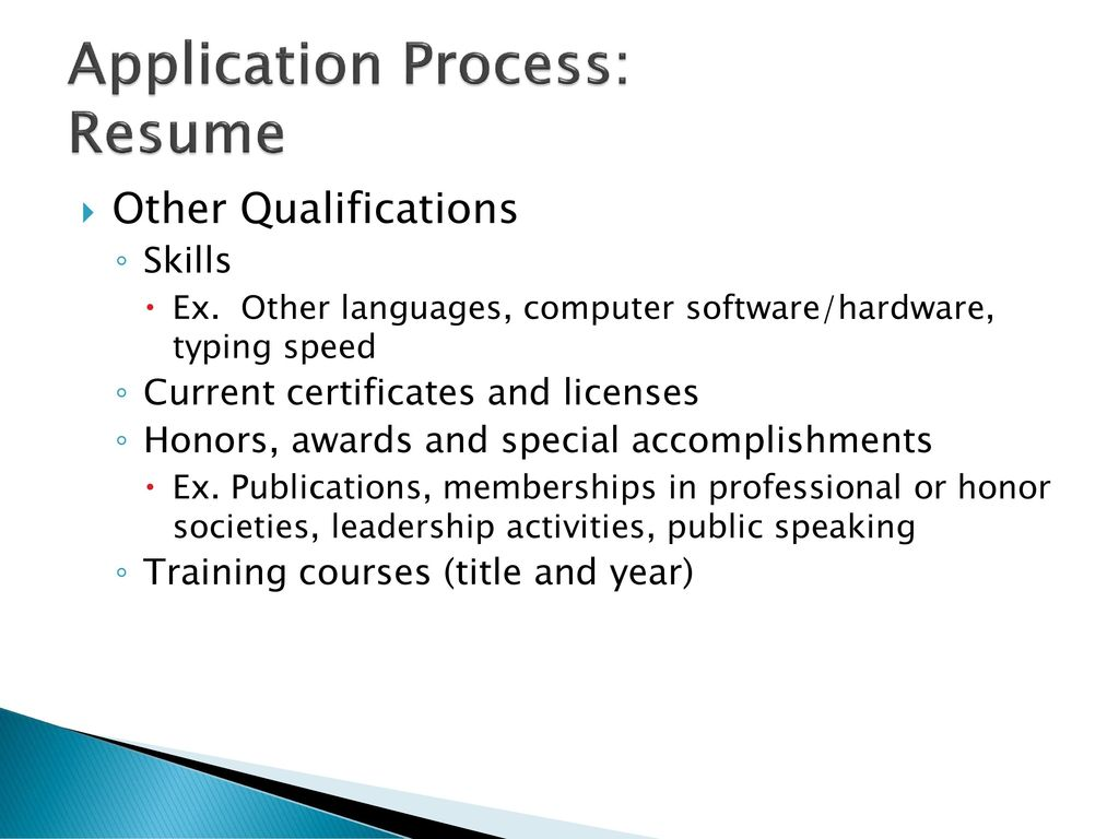 Applying for a Federal Government Job - ppt download