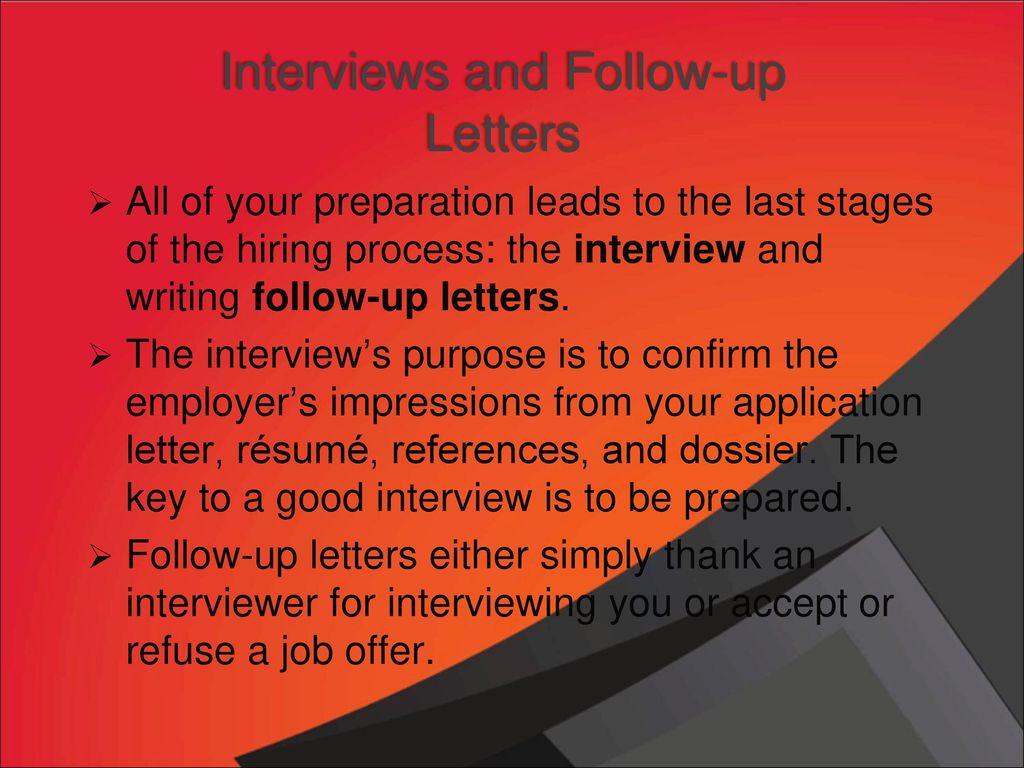 Chapter 17 Resumes And Other Employment Related Communication Ppt