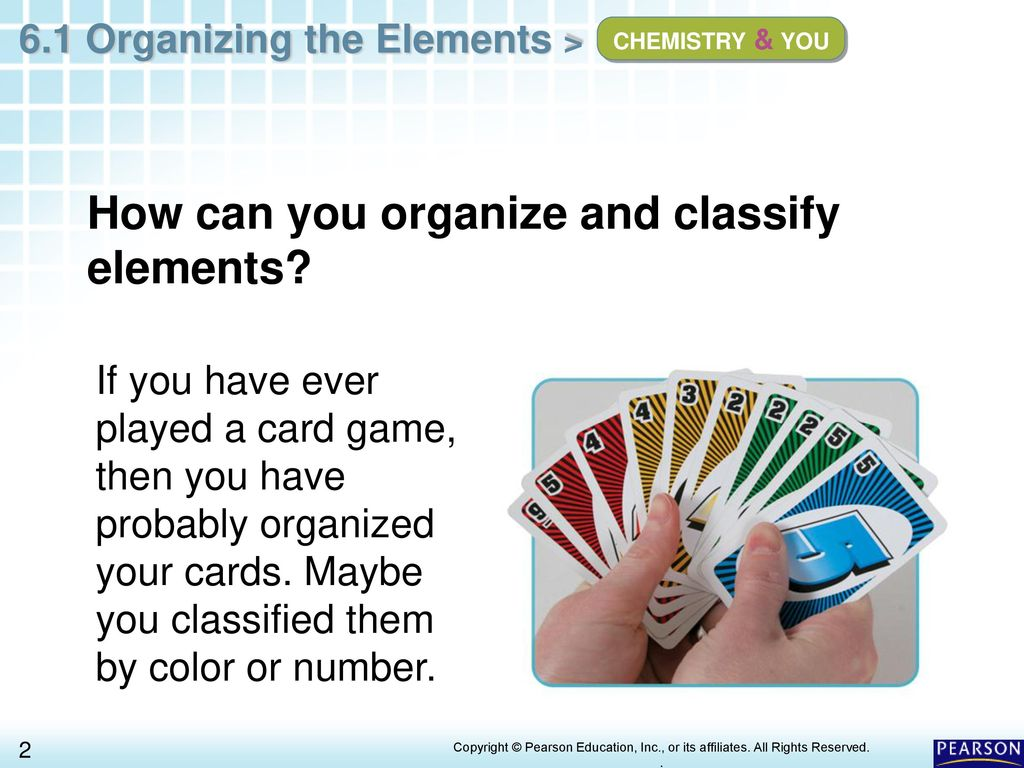 Chapter 6 the periodic table 61 organizing the elements ppt download chapter 6 the periodic table 61 organizing the elements 2 how urtaz Choice Image