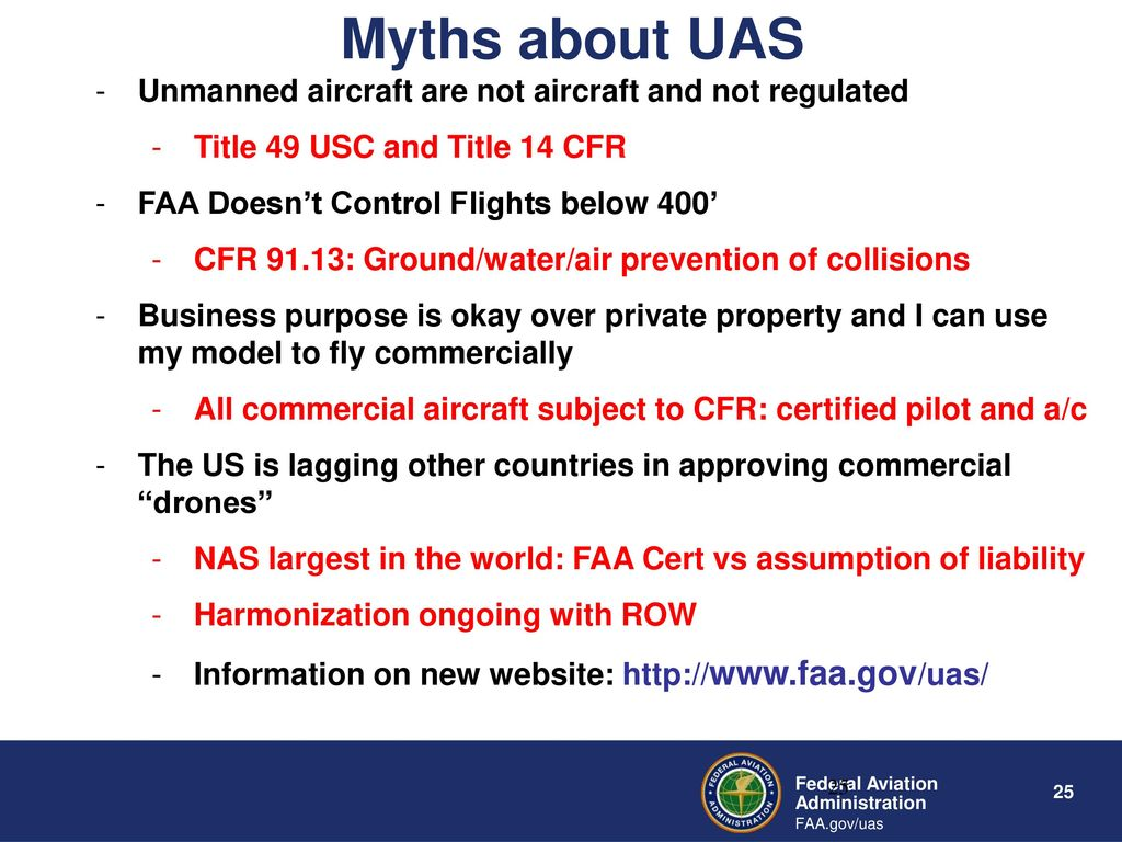 Future flight unmanned aircraft systems uas integration ppt 24 certificate 1betcityfo Image collections